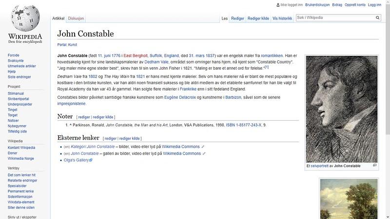 john constabel wiki