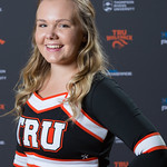 Jillian McInnes, WolfPack Cheerleading Team