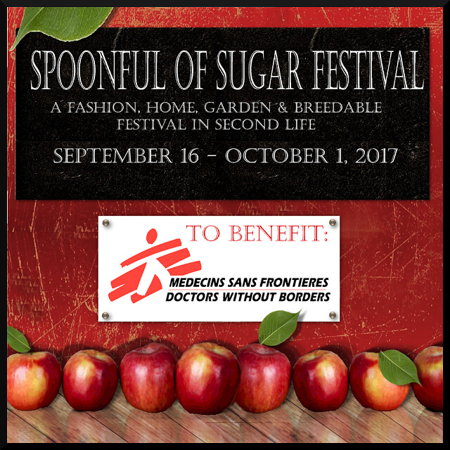 Spoonful of Sugar Event