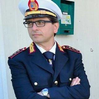 Il Comandante della Polizia Locale Raffaele Campanella
