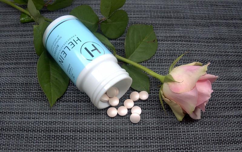 Helein Biotin+ Kauneusravintolisä