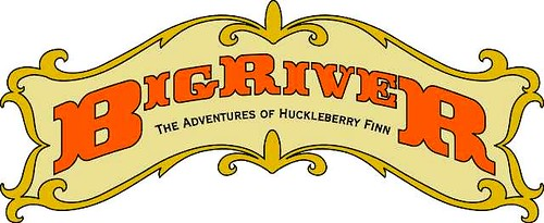 IG RIVER: The Adventures of Huckleberry Finn