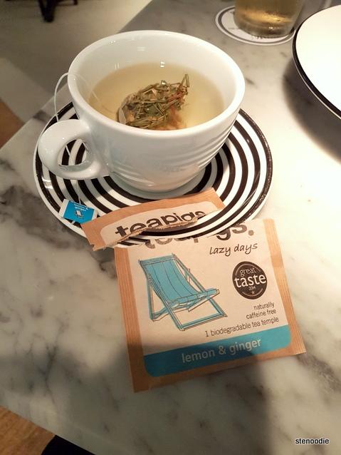 Lemon & Ginger Tea (檸檬薑茶)