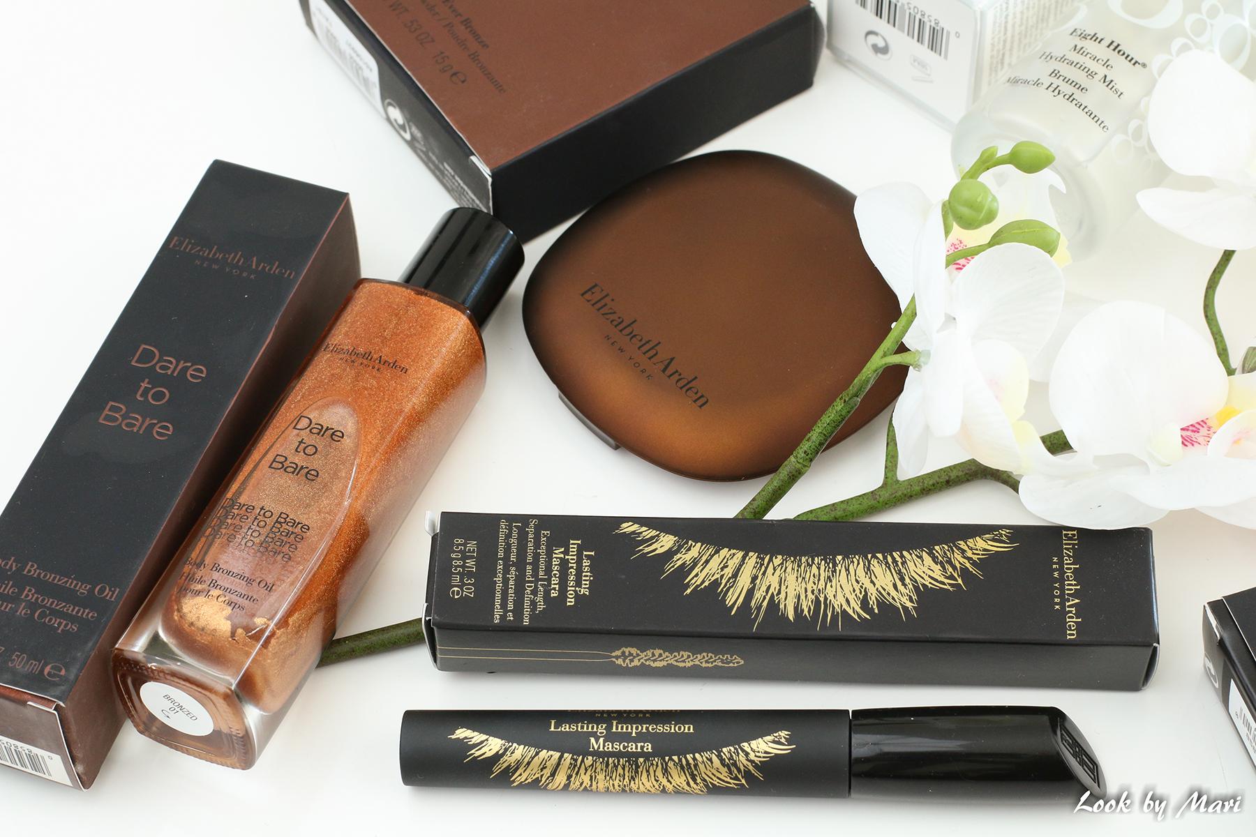 2 elizabeth arden bronzing oil review mascara stockmann