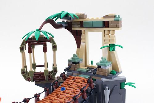 The LEGO Ninjago Movie Master Falls (70608)