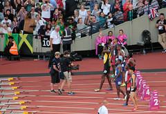 World athletics championships - Men's 100m semi final