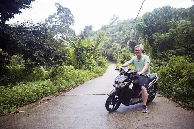 Kenneth Motorcykel