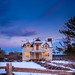Old Victorian House on Lummi Island by EdBob