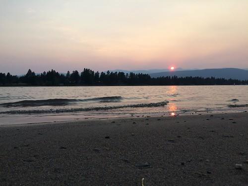 Wasa lake