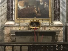 St. Valentine's Skull (allegedly) Rome