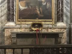 St. Valentine's Skull (allegedly) Rome