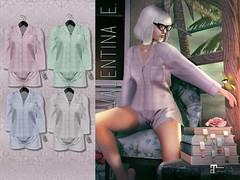 NEW! Valentina E. Doris Pajama Set @ BLUSH!