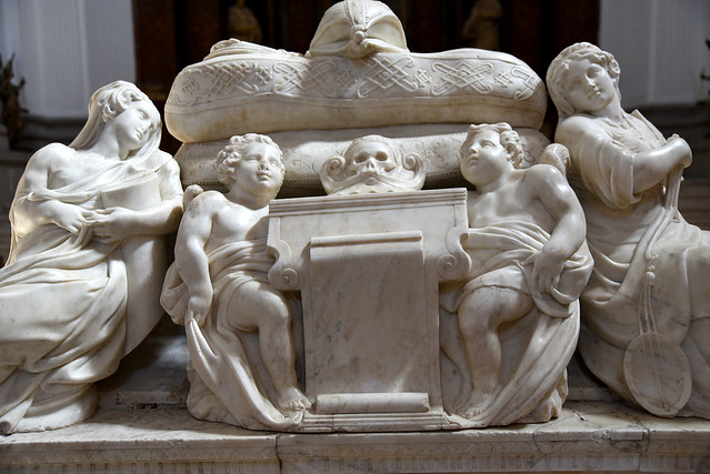 ail du tombeau du cardinal Tavera