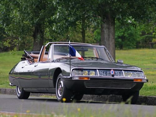 Citroën SM Présidentielle 10