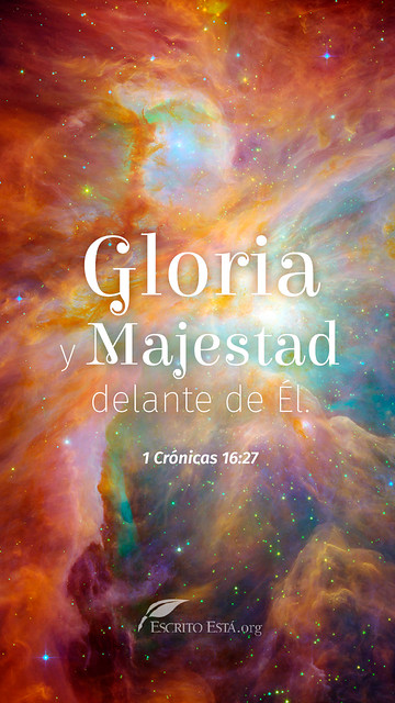 Gloria y majestad