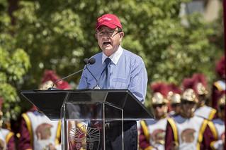 USC Village Grand Opening Celebration 8-17-17