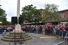 Jeremy Corbyn Rally Carlisle