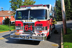 Old Tappan Fire Department Engine 64