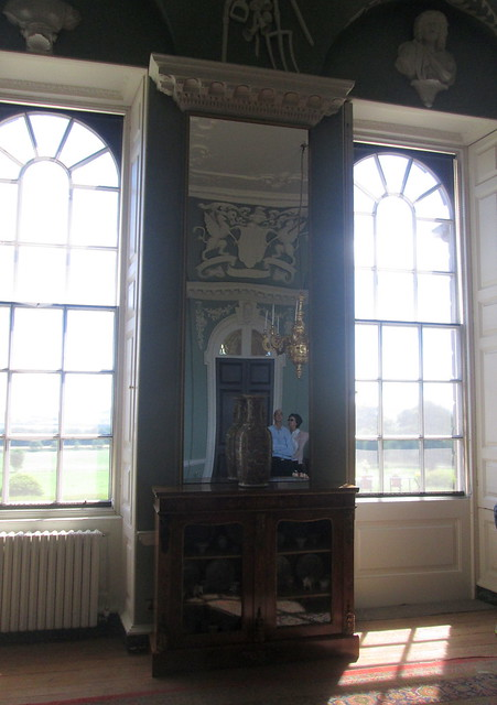 Room windows in House of Dun