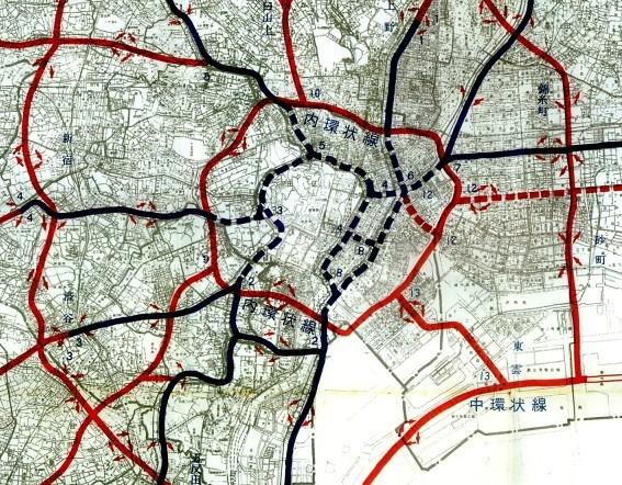 首都高速道路内環状線