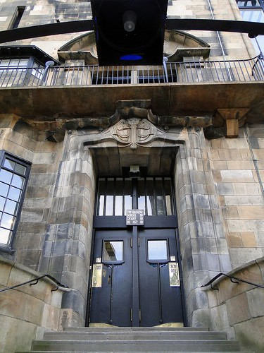 Glasgow School of Art. From Art, Architecture, and Glasgow: Mackintosh, Scotland with Style