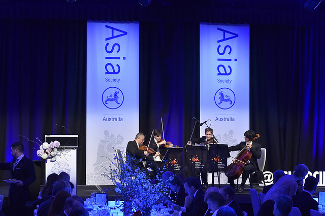 Asia Society Gala Dinner