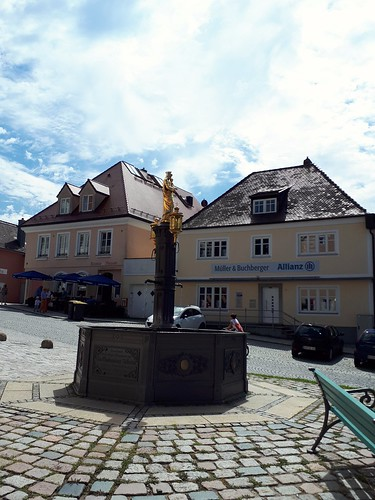Brunnen in Altomünster