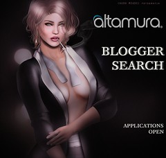 Altamura Blogger Search