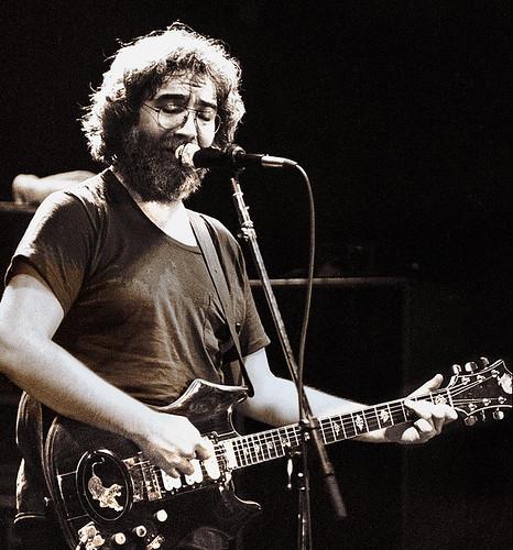 Jerry Garcia - 1981