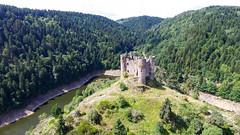 Château d'Alleuze - Photo of Fridefont
