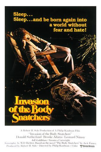 Invasion of the Body Snatchers - 1978 - Poster 4