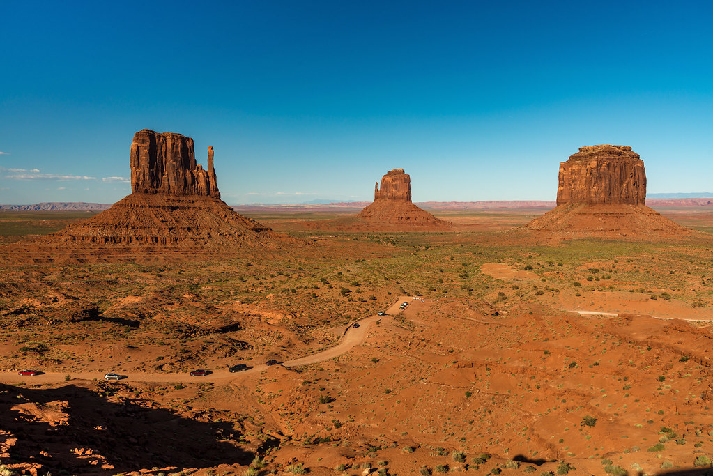 Vista de Monument Valley