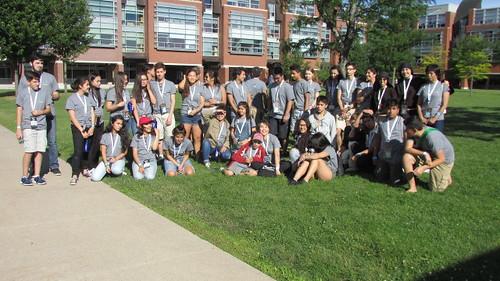 Conferência para Jovens em Toronto no Canadá