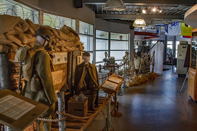 Lake Superior Military Museum