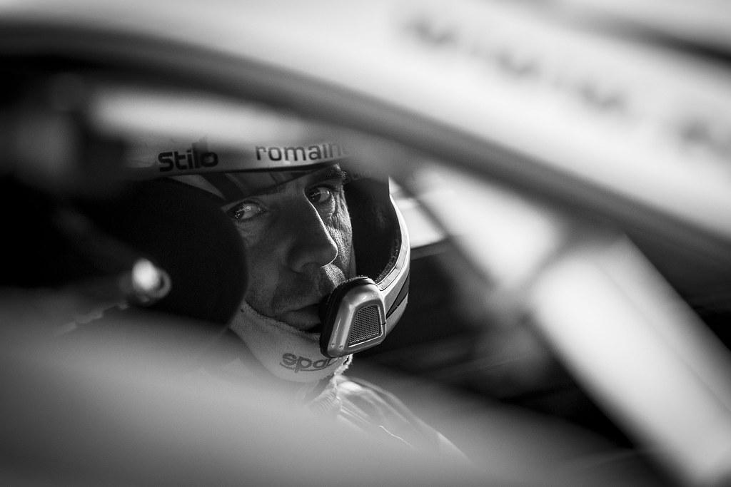 DUMAS Romain (FRA) GIRAUDET Denis (FRA) Porsche 997 GT3 ambiance portrait during the 2017 European Rally Championship ERC Barum rally,  from August 25 to 27, at Zlin, Czech Republic - Photo Gregory Lenormand / DPPI