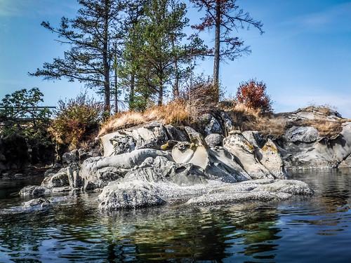 Kayaking Bellingham Bay-79