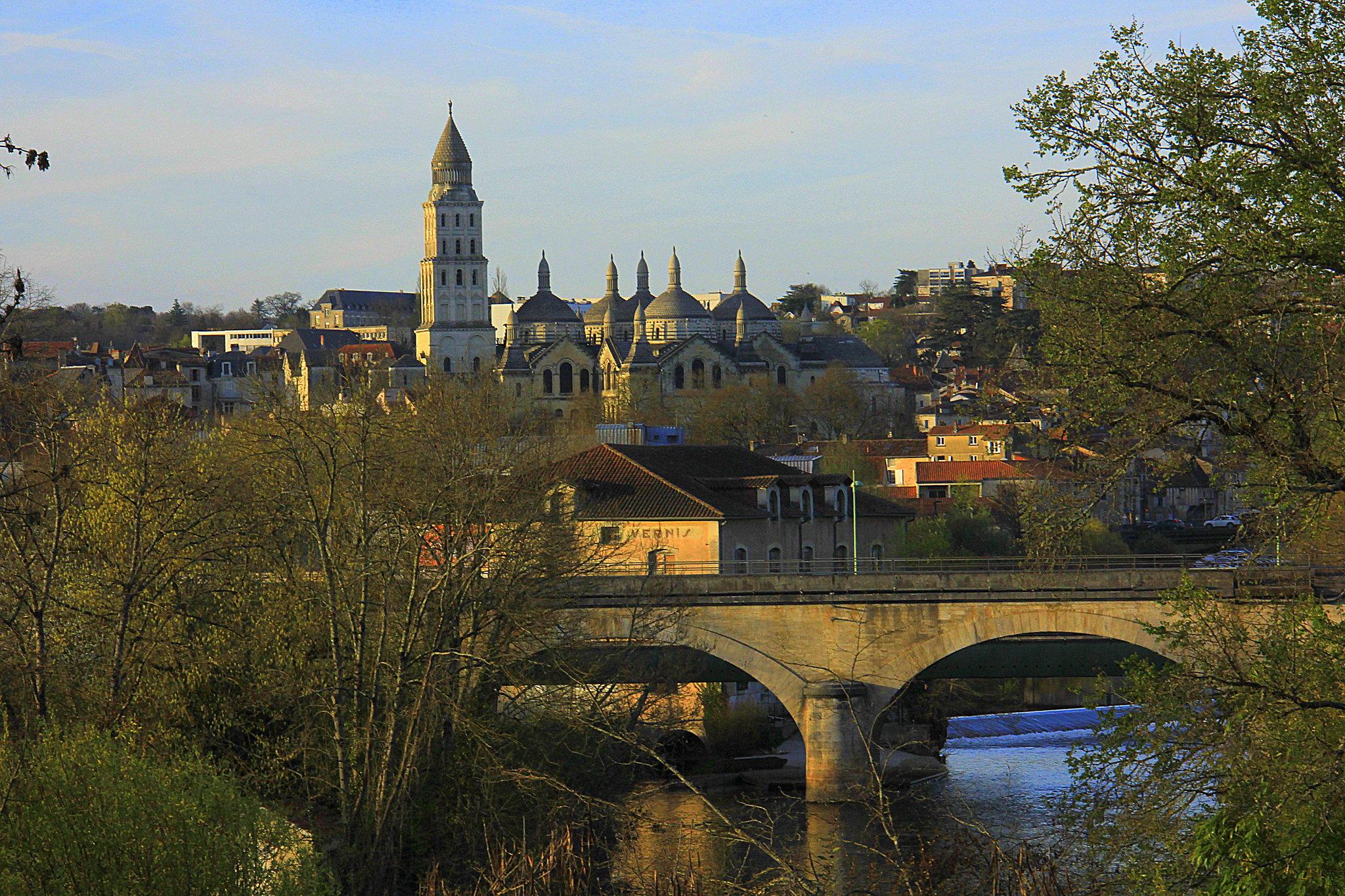 Beautiful rural France