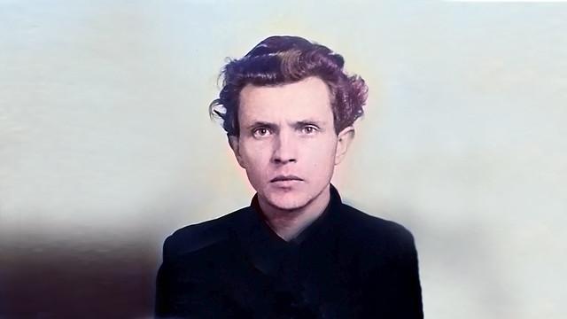 5. Александр Зиновьев. Москва. 1951