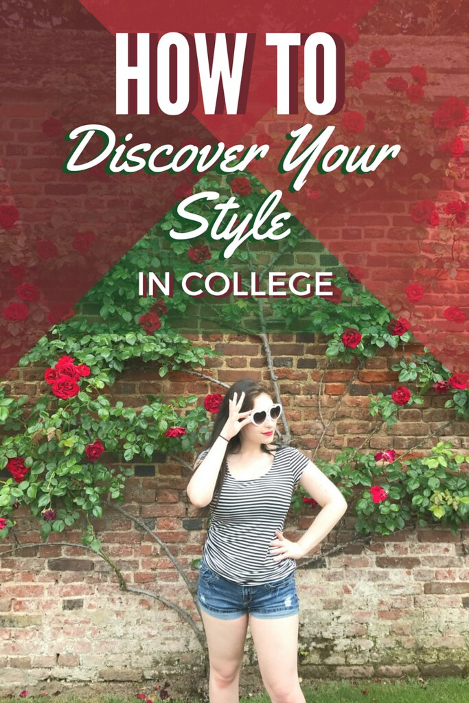How to Discover Your Style in College - Discovering Your Style in College - College Fashion //ew & pt