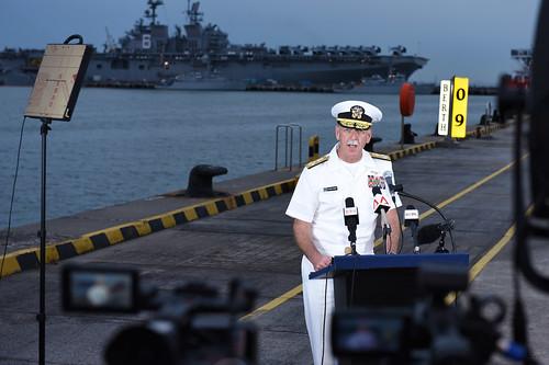 Pacific Fleet Commander: Remains of some USS John S ...