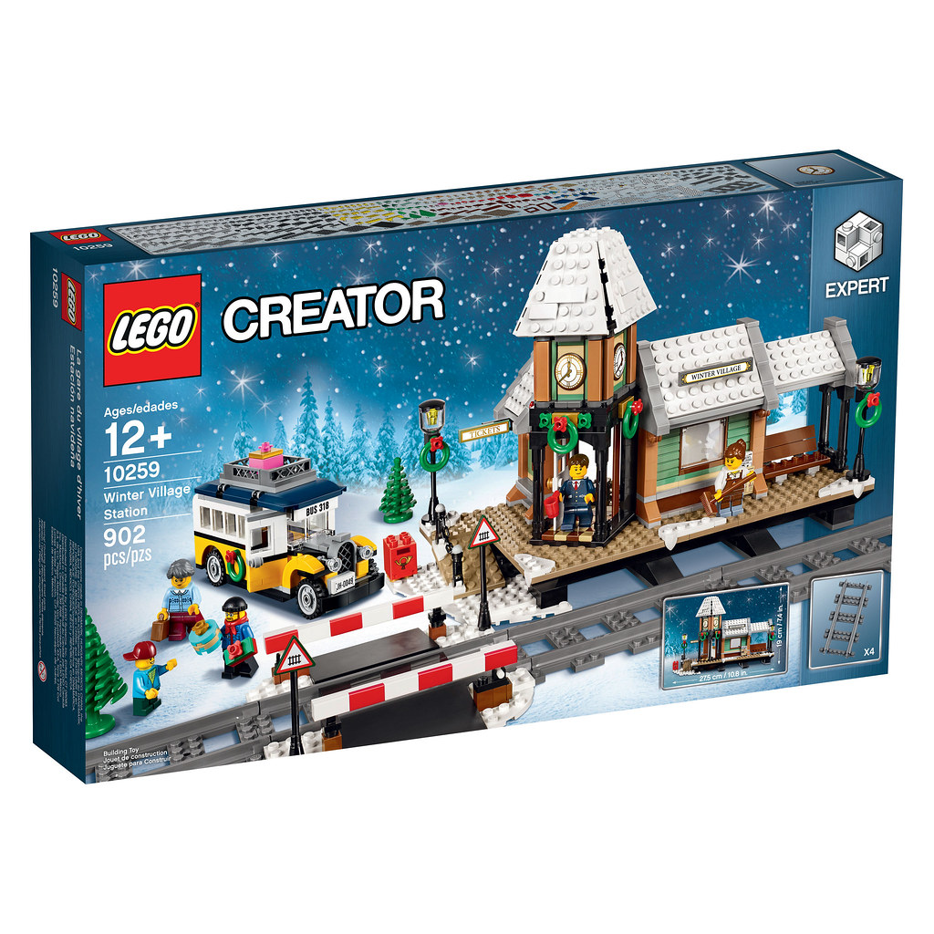 LEGO Creator Expert 10259 - Winter Village Station