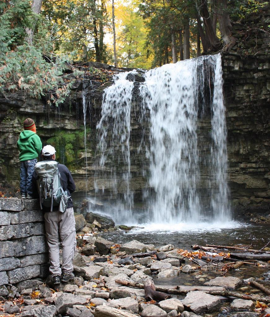 Hilton Falls by Conservation Halton