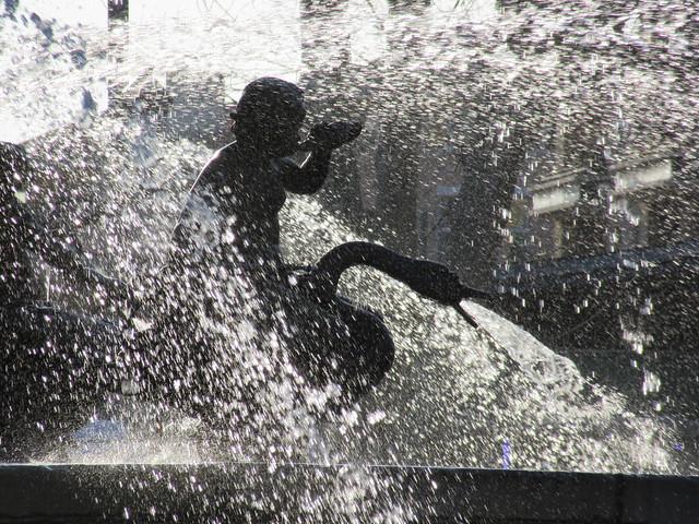 Brunnen in Aix-en-Provence