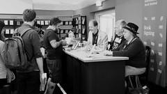 Edinburgh International Book Festival 2017 - Farah Mendlesohn Adam Roberts Jo Walton & Ken MacLeod 09