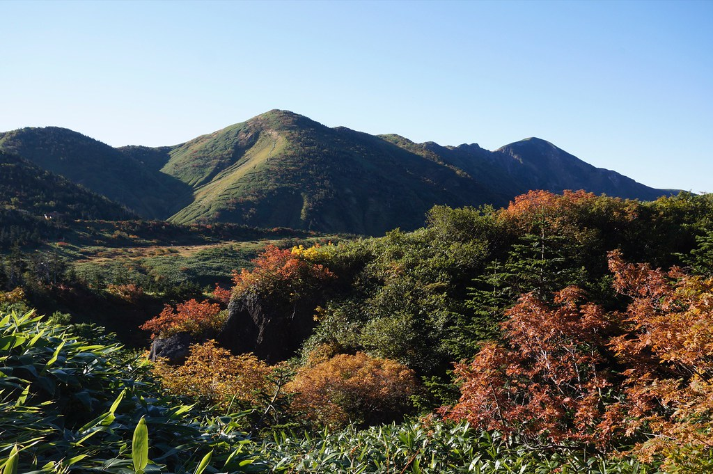 "HAKUSAN Mountain-climbing path ""NANRYUDOU"""