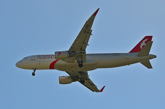 A6-AOE Air Arabia