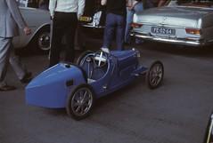 Bugatti T35 pedal car