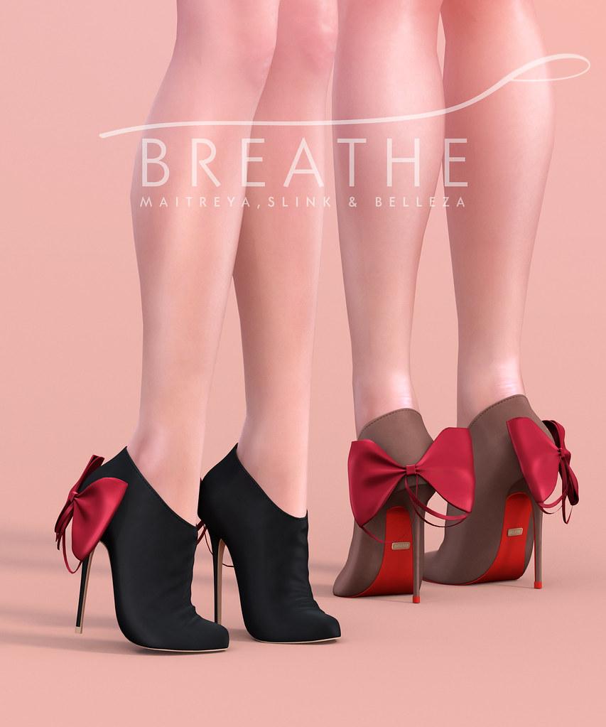 [BREATHE]-Alison Heels - TeleportHub.com Live!