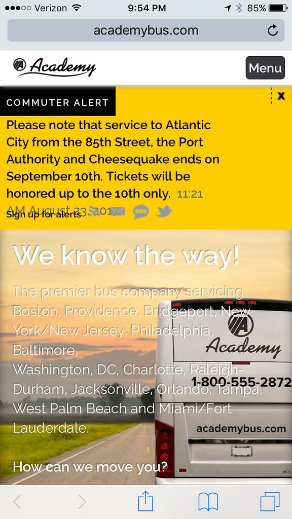 How Much Is The Bus From Nyc To Atlantic City