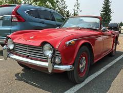Triumph TR4A (AJM CCUSA)